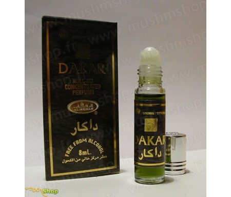 """Parfum Al-Rehab """"Dakar"""" 6ml"""