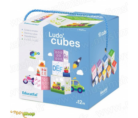 Educatfal - Ludo'cubes