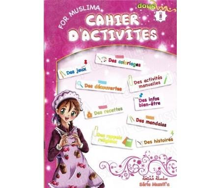 Cahier d'activités pour les filles - A partir de 8 ans