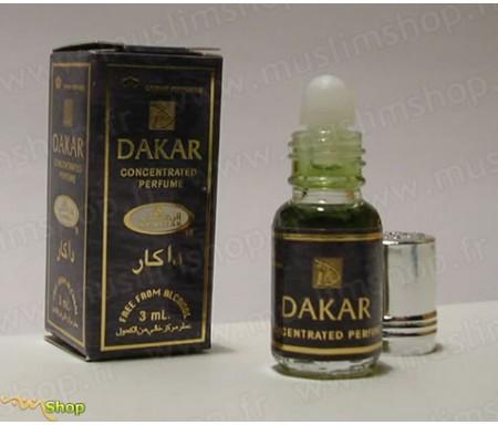 """Parfum Al-Rehab """"Dakar"""" 3ml"""