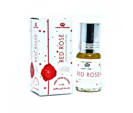"Parfum Al-Rehab ""Red Rose"" 3ml"