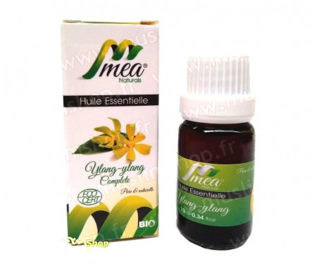 MEA - Huile essentielle Ylan - ylang Complète 10ml