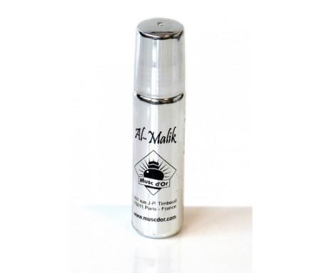 """Parfum concentré Musc d'Or Edition de Luxe """"Al-Malik"""" (8 ml) - Pour hommes"""