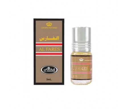 "Parfum Al-Rehab ""Al Fares"" 3ml"