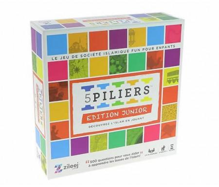 Jeu 5 Piliers - Edition Junior (A partir de 6 ans)