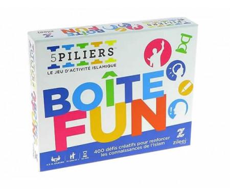 Jeu 5 Piliers - Edition boîte Fun (A partir de 10 ans)