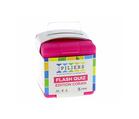 Jeu flash Quiz - Edition Coran (A partir de 10 ans)