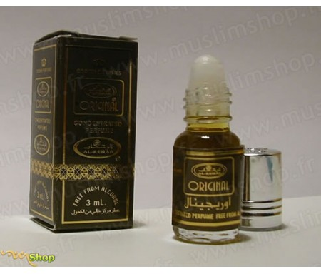 "Parfum Al-Rehab ""Original"" 3ml"