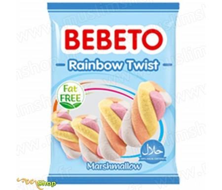 "BEBETO Marshmallow Halal ""TWIST"" 275gr"