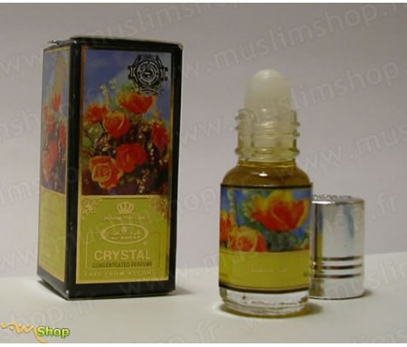 "Parfum Al-Rehab ""Crystal"" 3ml"