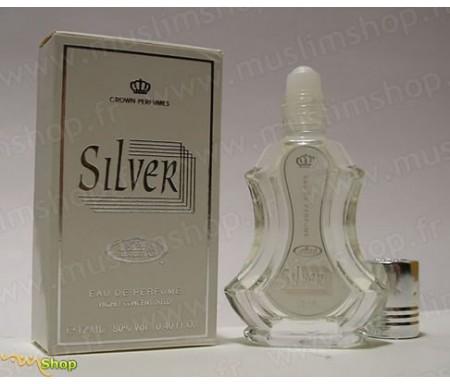 "Parfum Al-Rehab ""Silver"" 12ml"