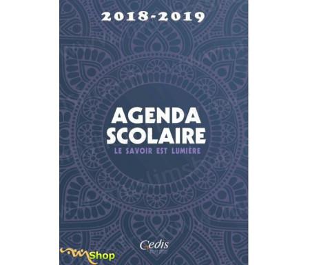Agenda Scolaire 2018-2019 V1