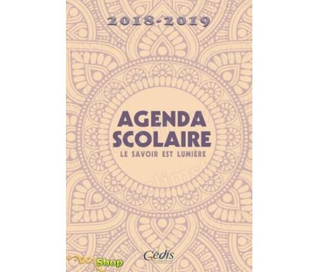 Agenda scolaire 2018-2019 V2