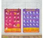 """Pack 2 Posters Filles """"J'apprends les ablutions et la prière"""""""