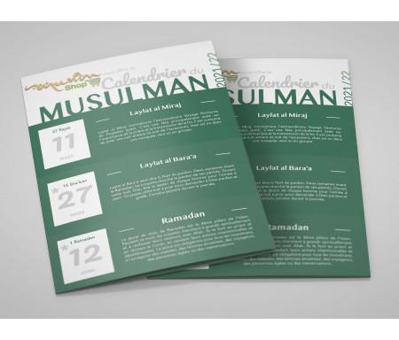 Le Calendrier du Musulman 2019-2020