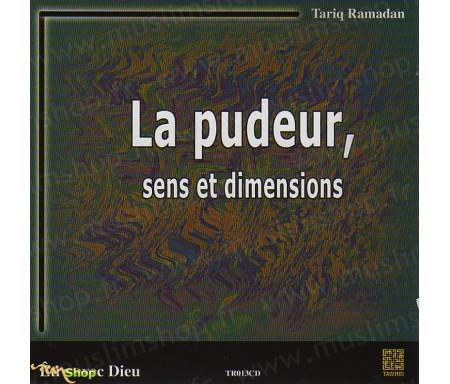 La Pudeur, Sens et Dimensions