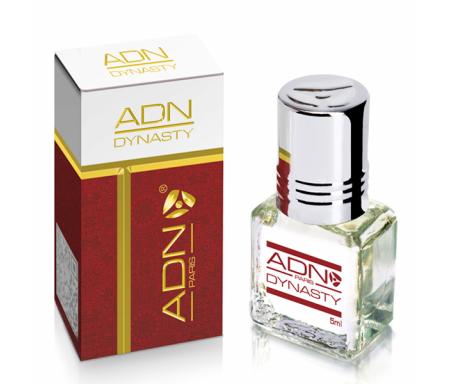 """Parfum musc ADN """"Dynasty"""" 5ml sans alcool"""
