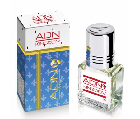 "Parfum musc ADN ""Kingdom "" 5ml sans alco"