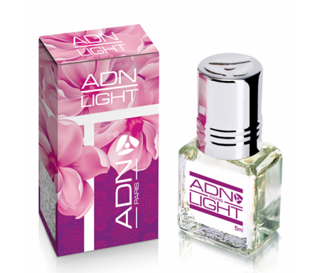 "Parfum musc ADN ""Light "" 5ml sans alcool"