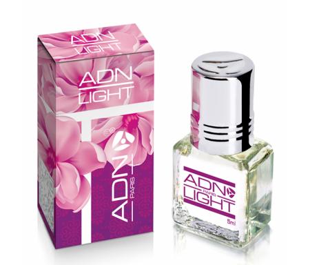 "Parfum musc ADN ""Light"" 5ml en flacon à bille sans alcool"