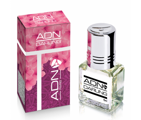 ADN Parfum Musc Paris 5ml
