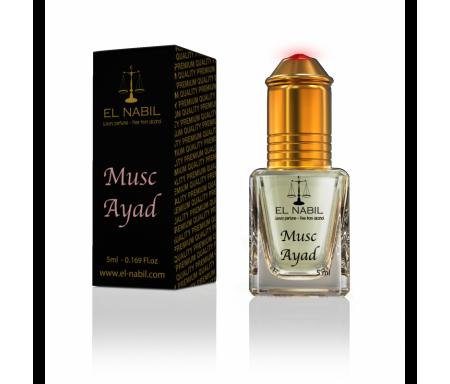 El Nabil - Eau de Parfum Musc Ayad - 50 ml