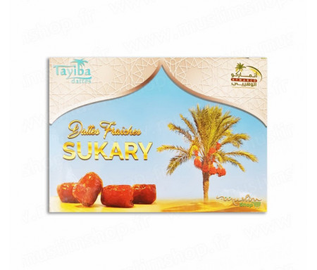 Dattes Sukary - 1,5kg