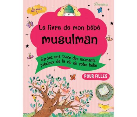 Livre de mon Bébé musulman - Rose