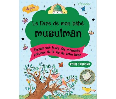 Livre de mon Bébé musulman - Bleu