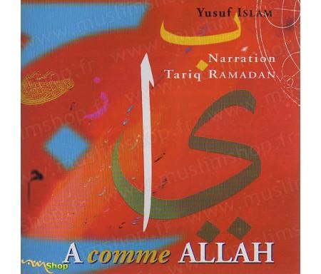 A comme Allah (2CD)