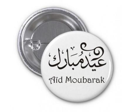 "Badge ""Aid Moubarak"" - عيد مبارك"