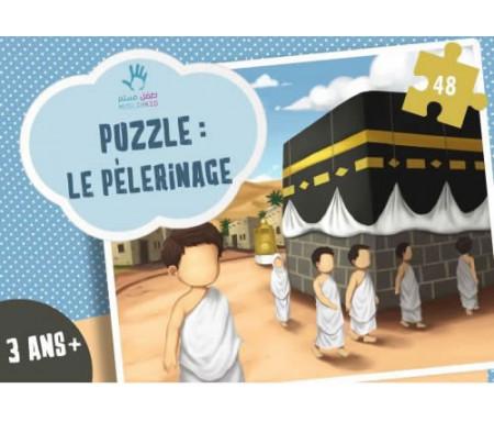 Puzzle sur le pèlerinage (Al Hajj)