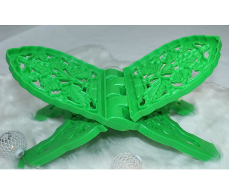 Porte Coran de couleur Verte