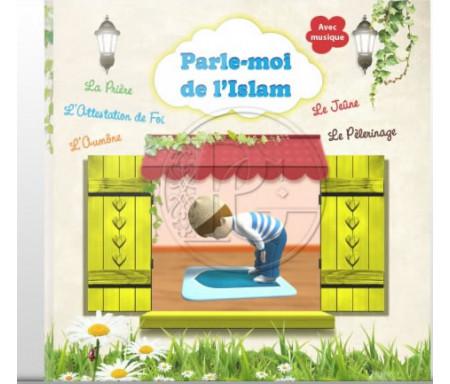 CD Parle-moi de l'Islam (avec musique)