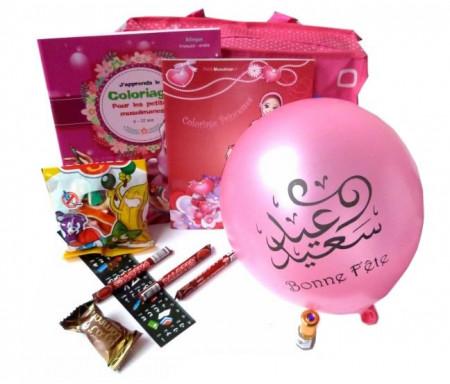 Pack Cadeau Coloriage pour filles
