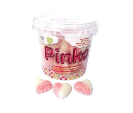 """Bonbons Halal Gélifié """"Fizzy Love"""" (Cœurs sucrés) au vrai Jus de fruits -150gr"""