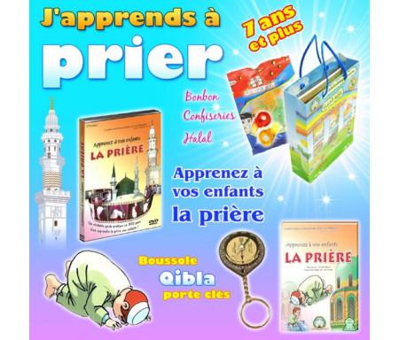 Pack Cadeaux : J'apprends à prier (Apprentissage de la prière pour les enfants de 7 ans et + filles et garçons)