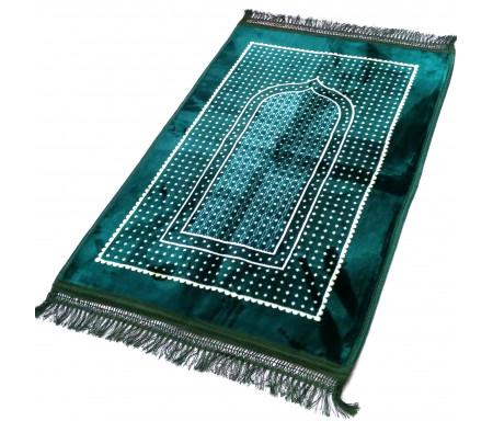 Grand tapis épais avec motif Arabesque