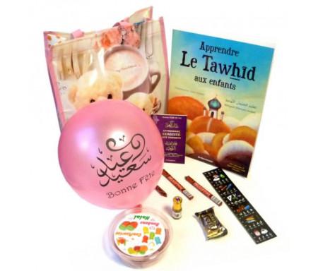 Coffret Cadeau islam : J'apprends le tawhid pour enfants (Version filles)