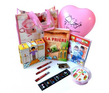 Coffret Cadeau : J'apprends la prière pour les enfants (Spécial Filles)