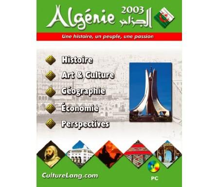 Ençyclopédie Algérie 2003