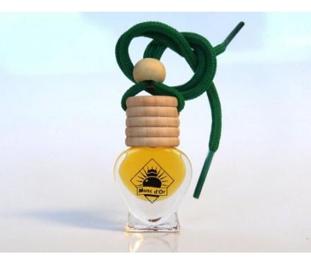 """Diffuseur de parfum """"Al-Baraka"""" pour voiture sous forme de coeur - Pour femme"""