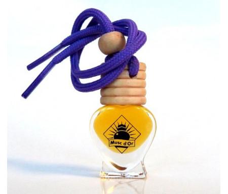 """Diffuseur de parfum """"Musk Al-Madina"""" pour voiture (5 ml)"""