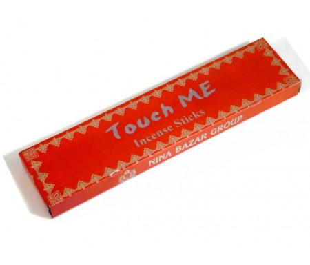 Encens Bakhour Touche Me en batônnets - Hand Rolled Incense Touche Me Sticks
