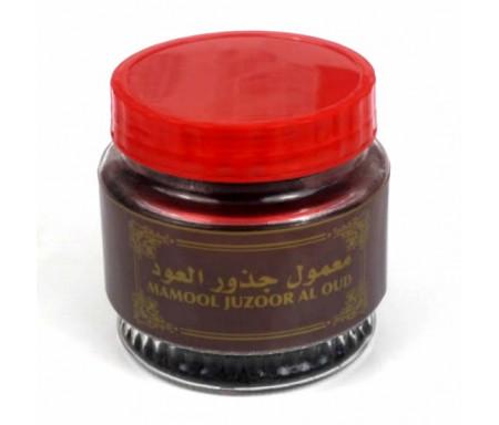 "Boite Bakhour parfumé ""Mamool Juzoor Al Oud"" - معمول جذور العود"