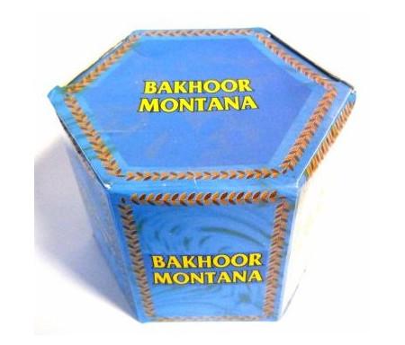 """Boite de bakhour """"Montana"""" en tablettes rondes - بخور مونتانا"""