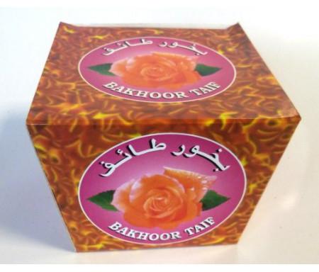 """Boite de bakhour """"Bakhoor Taif"""" en forme de coeur - بخور الطائف"""