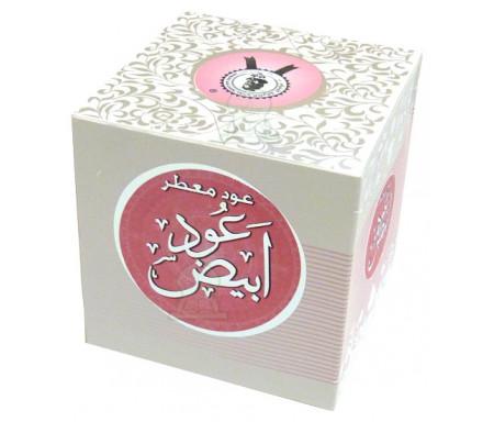 """Oudh parfumé """"Oud Abiyad"""" (Oud Blanc) - """"عود معطر """"عود أبيض"""