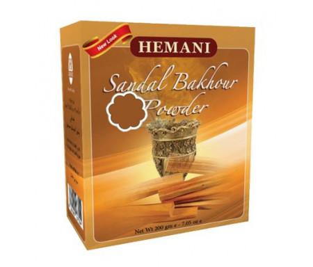 Encens de bois de Santal en poudre - Sandal Bakhour Powder (200g)