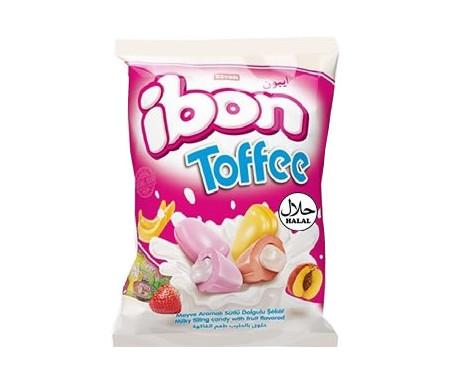 Bonbons Halal Tendre à l'Arôme Fruits Fourré au Lait 700gr